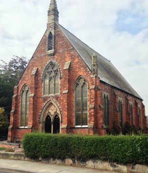 Tarporley Baptist and Methodis