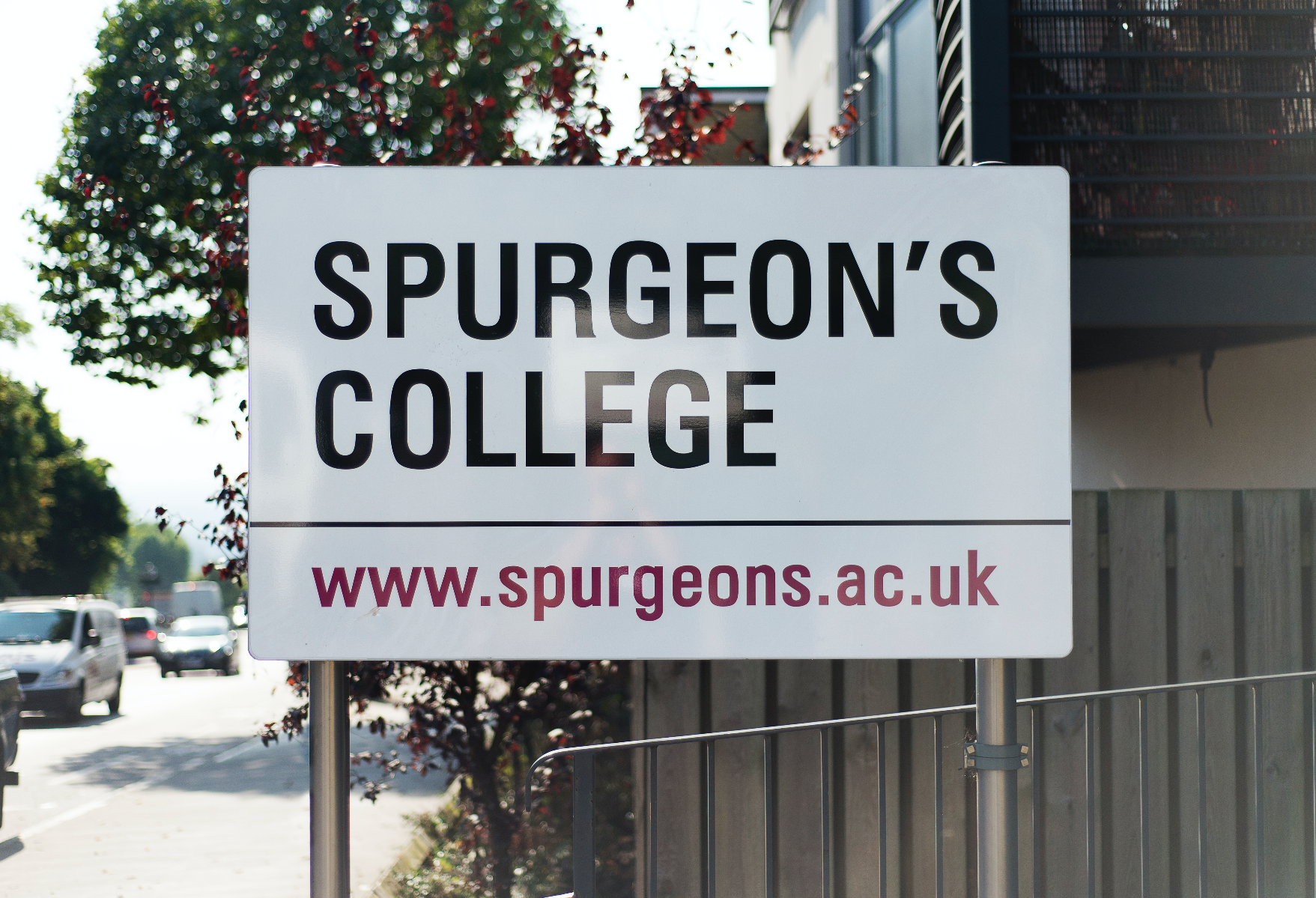 Spurgeon's College1