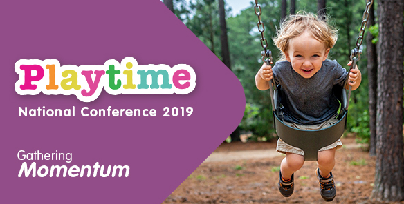 Playtime conference